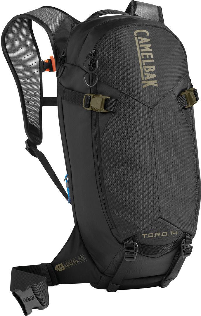 CamelBak T.O.R.O. Protector 14 Ryggsäck svart - till fenomenalt pris ... 1ae05b9360b2b
